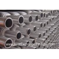 Wholesale Aluminum Muff  Tubes (1100 / 1060 / 6063 ) , Extruded MONO METAL Air Condition Fin Pipe from china suppliers