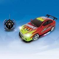Wholesale RC Car, 1:18 R/C Licensed Car-Mitsubishi Lancer Evolution X, White Headlight, 3 Color Asst from china suppliers