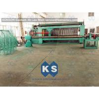 Wholesale Large Heavy Type Gabion Machine , Hexagonal Wire Mesh Weaving Machine  from china suppliers