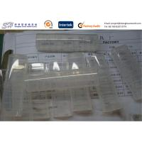 Wholesale Small PP Clear Plastic Storage Box 2 Cavity Injection Molded Plastic Products from china suppliers