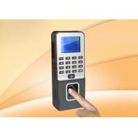 Wholesale Biometric attendance system / Fingerprint Access Control System with TCP/IP/ USB from china suppliers