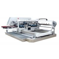 Wholesale Full Automatic Glass Edging Machine With Film Removing Device , 0-8m / Min from china suppliers