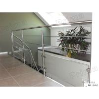 Buy cheap Stainless Steel  304/316 Pole Balustrade /Railing from wholesalers