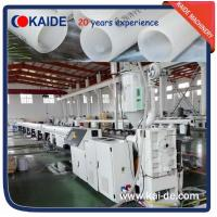 Wholesale Plastic Pipe Extruder machine for PERT pipe 35m/min from china suppliers