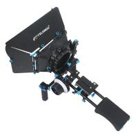 Wholesale Camera DSLR Shoulder Rig 6D 60D 7D 70D Compatible with Vivo movie solution from china suppliers