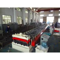 Buy cheap Hydraulic Cutting Floor Deck Roll  Forming Machine Galvenized Steel from wholesalers