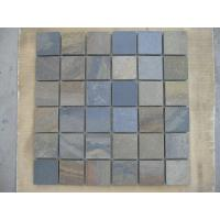 Wholesale Stone Mosaic , Mosaic , Mosaic Tiles, Slate Mosaic Tiles ,Chinese Mosaic ,Slate Mosaic ZXM22 from china suppliers