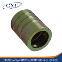 Wholesale 00401 Carbon Steel Hose Ferrule Forged Hose Fitting Ferrules For 4SH ,R12/32 Hose from china suppliers