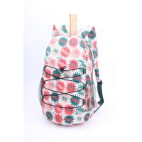 Wholesale Polyester Zippered Packable Day Backpack Washable , Packable Travel Bag from china suppliers