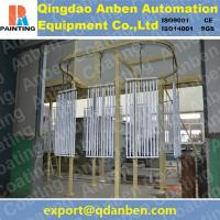 Aluminum electrostatic powder coating line
