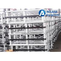 Wholesale Hoist Parts Steel Mast Section for Construction Hoist from china suppliers