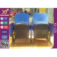 Wholesale Finished Church Auditorium Seating / Auditorium Chairs With Custom Logo from china suppliers