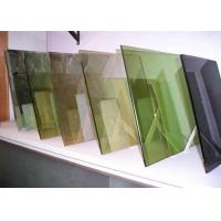 Wholesale 3mm - 12mm Colored Building Reflective Glass Sheet CE And CSI Certificate from china suppliers