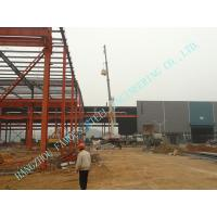 Wholesale Multi Gable Span Steel Framed Buildings Prefabricated ASTM Standards 82' X 96' H Section from china suppliers