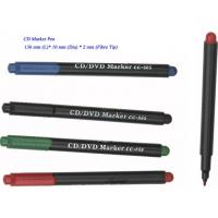 Wholesale slim barrel CD marker pen,permanent ink CD marker pen from china suppliers