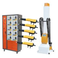 Wholesale Metal Material Automatic Powder Coating Machine Digital Display Screen from china suppliers