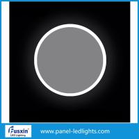 Wholesale IP44 waterproof round frameless bathroom mirror light  Wall Mounted led mirror light round from china suppliers