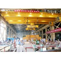 Buy cheap QD Type Electric Double Beam Overhead Crane , Workshop Overhead Crane from wholesalers