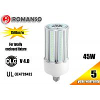 Wholesale High output lumen SMD 2835 e27 led corn light bulb 45W , led post top retrofit lamp from china suppliers