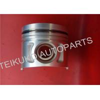 Buy cheap Excavator HINO engine parts 13211-3211 / 13301-1013 J08C / J08CT piston with piston ring set from wholesalers