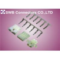 Wholesale Car / Automotive Wire Connectors , 2.36mm Wafer Electrical Crimp Connectors from china suppliers