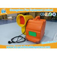 Wholesale Commercial Small Air Blower For Inflatable Water Slide , 220v/110V 1500W from china suppliers