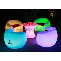 Wholesale CE , ROHS , UL Illuminated / Glow Chair with 16 colors lighting from china suppliers