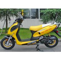 Quality 4 Stroke Gas Powered Scooters For Adults Automatic Transmission 2 Wheel Drive for sale