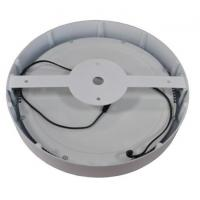Warm White Round Surface Mounted LED Ceiling Light 15W 1200LM For Hotels