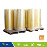 Wholesale Single Sided Color BOPP Film Packing Tape Jumbo Roll from china suppliers