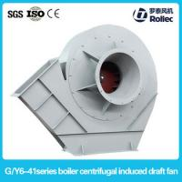 Buy cheap Boiler centrifugal induced draft fan G/Y6-41 series from wholesalers