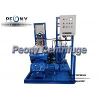 Wholesale High Power Centrifugal Separator For Waste Oils CE / ISO Available from china suppliers