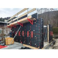 Wholesale Connections / Round Columns / Wall Plastic Formwork System Waterproof from china suppliers