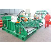 Wholesale Mud Shale Shaker,Mud Shale Shaker for Mud Recycle System,Linear Mud Shale Shaker from china suppliers