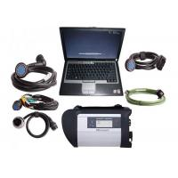 Wholesale WIFI Mercedes Star Benz Scanner Diagnostic Tool Compact C4 SD Connect from china suppliers
