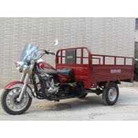 Wholesale 3 Wheels Disc Brake Cargo Motorcycle Trike Air Cooled 4 Stroke Electrical Kick from china suppliers