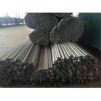 Wholesale Straight Stainless Steel Boiler Tubes , DIN 1.4404 Stainless Steel Tubing Annealed from china suppliers