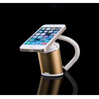 Wholesale COMER Universal anti-theft charger cell phone trade show display holder with charger cables from china suppliers