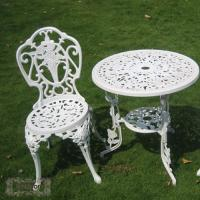 Wholesale Iron craft  garden table sets outdoor furniture from china suppliers