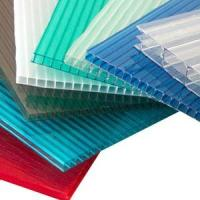 Wholesale Soundproof Heat Insulation Light Weight Polycarbonate Hollow Sheet 4mm-30mm from china suppliers