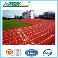 Wholesale Full PU Mixed Running Track Flooring For Gym Playground Indoor Recycled Rubber Floor from china suppliers