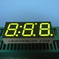 "Wholesale 0.39"" Green Triple Digit Seven Segment LED Display For Intrument Panel Indicator from china suppliers"