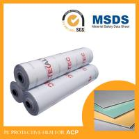 Wholesale Removable Black & White Paint Guard Film , Plastic Film Protection For Cars from china suppliers