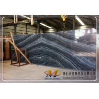 China China White Wood Marble Slabs/ China Ancient Wood Marble Slabs for sale
