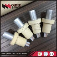 Buy cheap Hot Selling Thermocouple  Head/Tips Made in China  used for steel mill from wholesalers