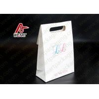 Wholesale Custom Unique Design  Printed Commercial Shopping Die Cut Candy Paper Bag from china suppliers