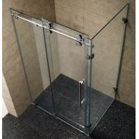 Wholesale High Quality Sliding Clear Tempered Glass Shower Room Shower Enclosure from china suppliers