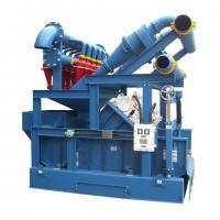 Wholesale drilling fluids desilter / desander/mud cleaner from china suppliers