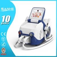 Wholesale 2016 Portable SHR IPL laser hair removal machine prices/portable ipl shr hair removal from china suppliers