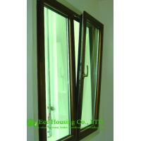 Wholesale German Hardware Tilt & Turn Wood Aluminum Window For Villas from china suppliers